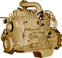 CUMMINS L Series Natural Gas Engine For Vehicle