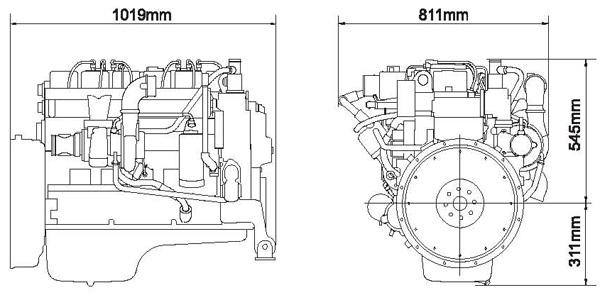 Fd Power Deutz Engine Isuzu Engine Iveco Engine Perkins