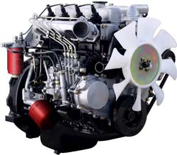 FDC4118Q Series Diesel Engine For Vehicle