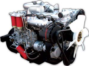 FDC6102 Series Diesel Engine For Vehicle
