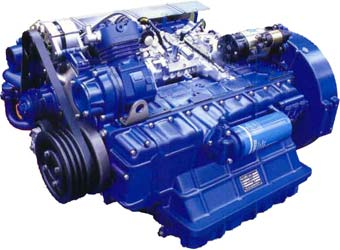 FDY6A Series Diesel Engine For Vehicle