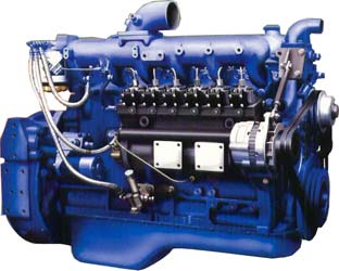 FDY6G Series Diesel Engine For Vehicle