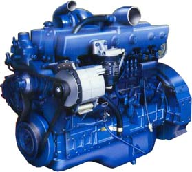 FDY6L Series Diesel Engine For Vehicle