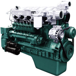FDY6M Series Diesel Engine For Vehicle