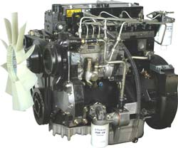 PERKINS 1000 Series Diesel Engine For Engineering Machinery