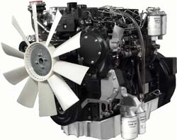PERKINS 1000 Series Diesel Engine For Agriculture